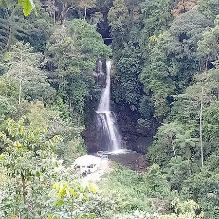Palupuh, Индонезия: Sarasah sungai guntuan. By-D²