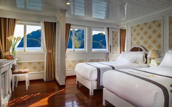Vietnam Tour Tailor Company: Room cabin - Signature Royal Cruise