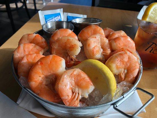 The Revelry - my peel-and-eat shrimp