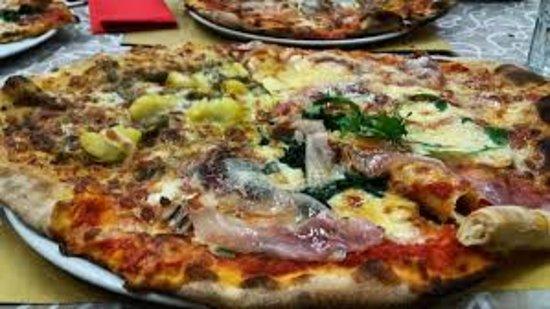 La Pizza con la P maiuscola