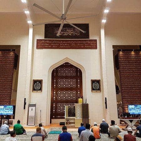 Masjid Saidina Abu Bakar As-siddiq