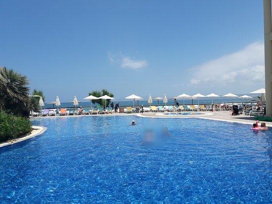 伊奧利達海灘飯店照片