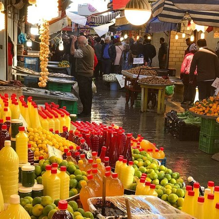 Rasht Great Bazaar