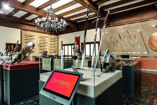 Inside TOLEDO - Museo Interactivo de la Espada y la Artesanía