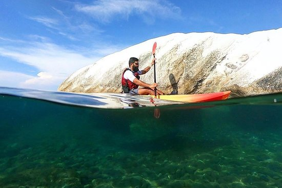 Sea Kayak Cyprus