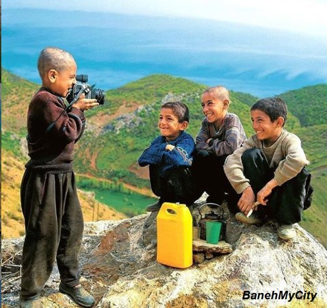 Live for ourselves not for showing that to others.. --------------------- iran kurdistan. baneh ------ Rural children