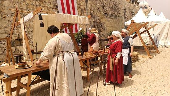 Mdina Old City: Spring Festival in Mdina