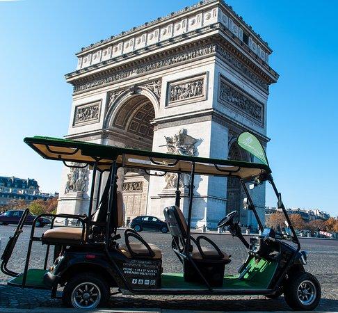 Paris Golfette