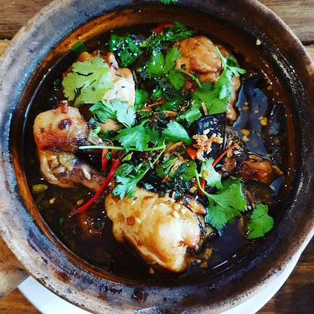 Food at 52: Chicken Claypot