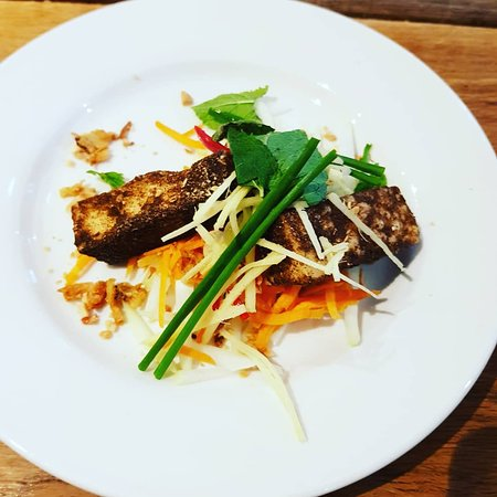 Food at 52: Papaya & Tofu Salad