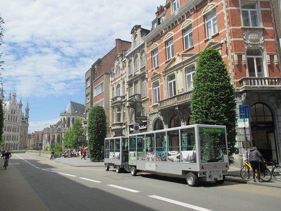Zonnetrein Leuven