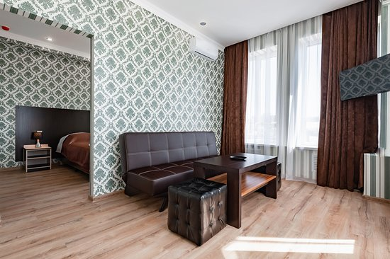 "Номер категории ""Комфорт"" - Picture of Hotel Premier Rostov, Rostov-on-Don - Tripadvisor"