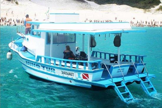 Embarcação Catharina