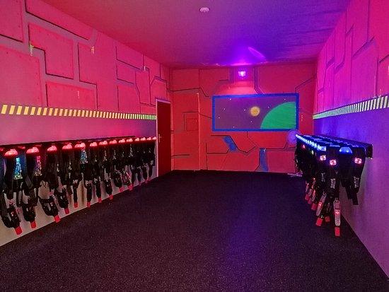 Laserwerk Eberswalde Lasertag Arena