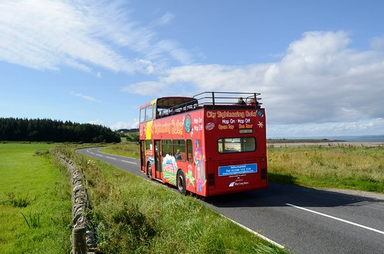 City Sightseeing Bute: Discover Bute's stunning scenery.
