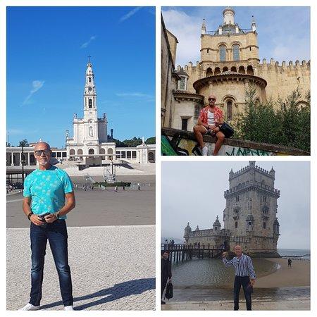 Fátima, Coimbra y Lisboa