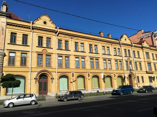 Building of Joint Stock Company Slovolitnya of O. I. Lemana
