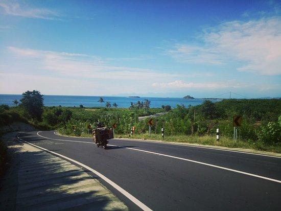 Lombok Frame Holiday