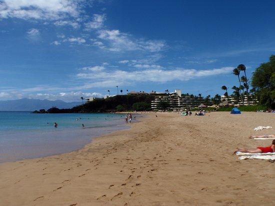 Ka'anapali, Havaiji: Aussicht
