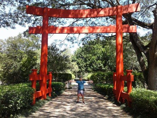 Santo Domingo Province, جمهورية الدومينيكان: Entrada Jardín Japones