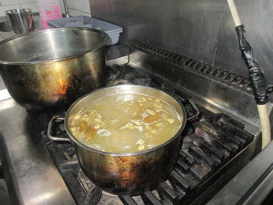 Zamurd Cafe & Restaurant: Cooking class (Mansaf)