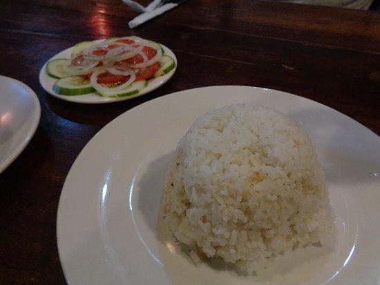 El Nido Corner: arroz