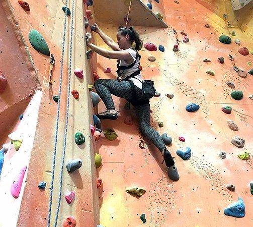 Redpoint Birmingham Climbing Centre