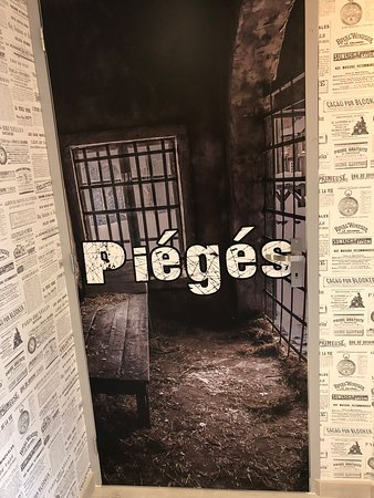 Escape yourself: Piégés