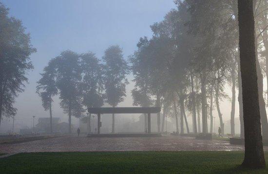 Mafil, Chile: Plaza de Máfil