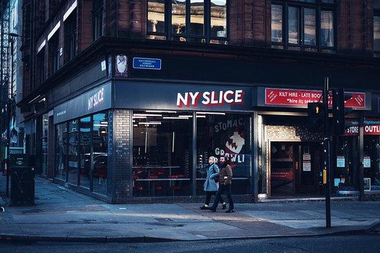 Ny Slice Glasgow Updated 2020 Restaurant Reviews Menu