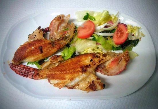 Restaurante Sidreria Salero: 'Cabrachu' del menú del día