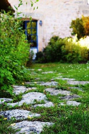 Le pitit chemin qui mène ... au bonheur ?