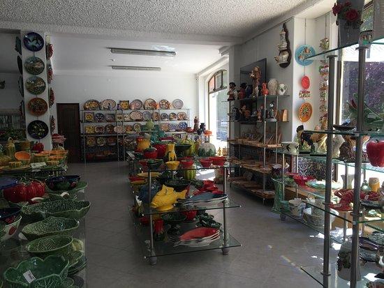 Trabalhos em cerâmica do Sr Francisco Oliveira (LICA) em Figueira da Foz - Portugal.