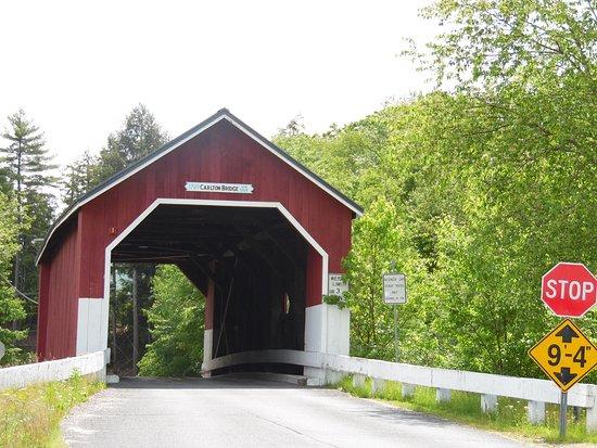 Carleton bridge
