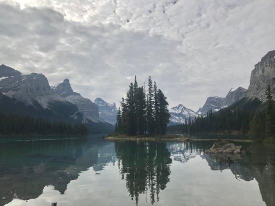 Foto Spirit Island Cruise on Jasper's Maligne Lake