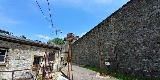 ESP Eastern State Penitentiary