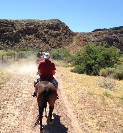 Morning Maverick Horseback Ride with Breakfast from Las Vegas Φωτογραφία