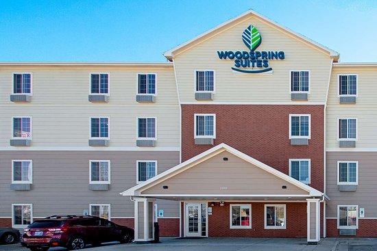 WoodSpring Suites Ogden