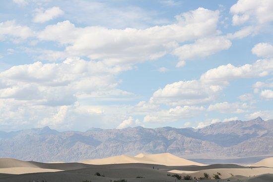 데스밸리 모래사막