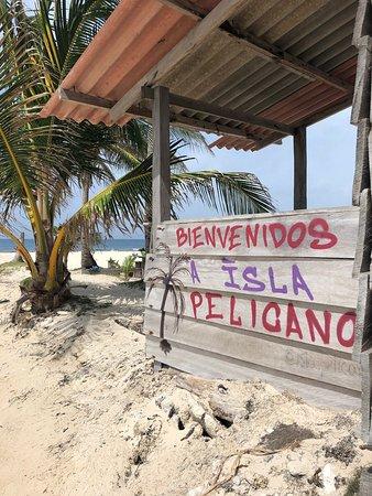 San Blas Islands, Panama: Isla Pelicano