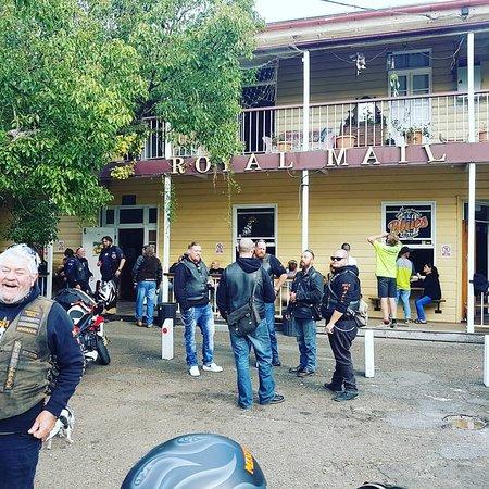 Goodna, أستراليا: few brew on warm day