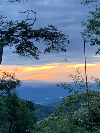 Hotel Mirador de la Esperanza: Sunrise