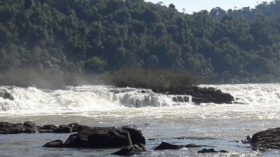 Salto do Yucuma: Salto do Yucumã