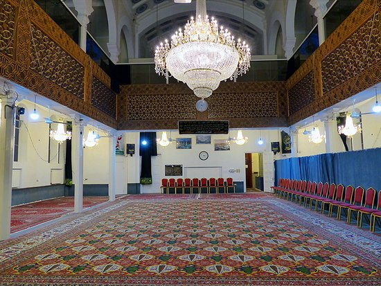 London, UK: Al Khoei Islamic Centre  https://www.flickr.com/photos/tags/alkhoeiislamiccentre/page1