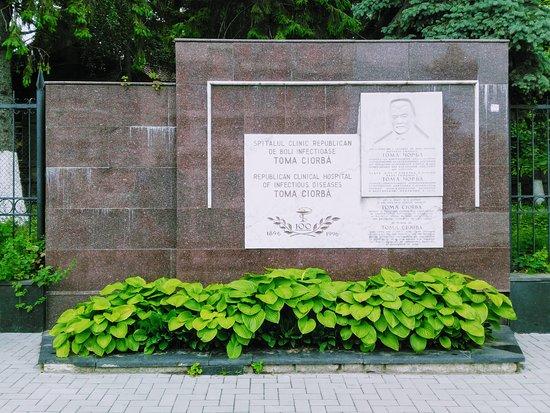 Monument Toma Ciorba