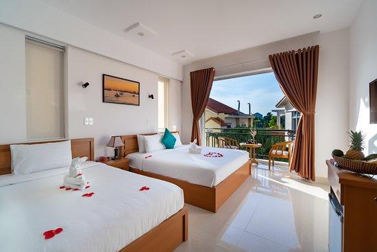 Ideal Villa: family suite