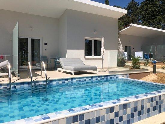Pool Picture Of Valamar Carolina Hotel Villas Rab Island Tripadvisor