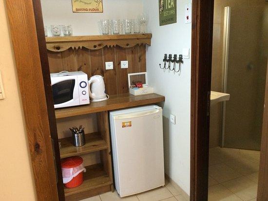 Amiad, Izrael: 酒店客房