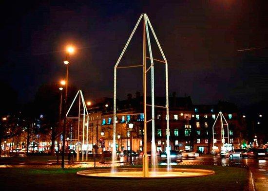 Les Fontaines du Rond-point des Champs-Elysées