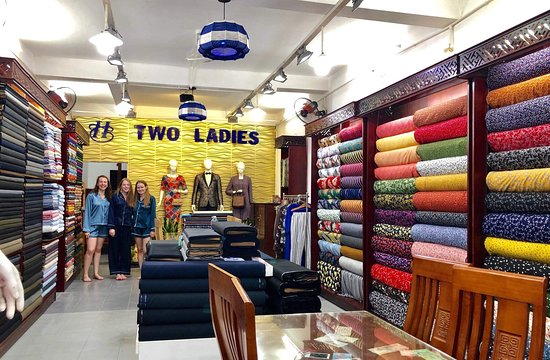 Two Ladies Tailor Shop (Hoi An) - 2019 All You Need to Know BEFORE